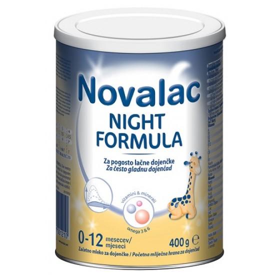 Novalac Night Formula otroško mleko, 400 g Za Mamice in Nosečnice