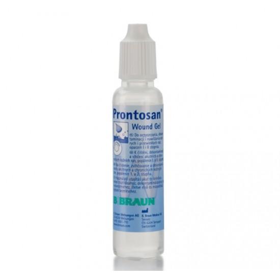 Prontosan gel Pripomočki in zaščita