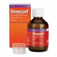 Sinecod, sirup