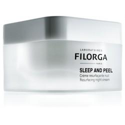 Filorga Sleep Peell, nočna obnavljajoča nega za kožo brez sijaja