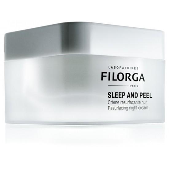 Filorga Sleep Peell, nočna obnavljajoča nega za kožo brez sijaja Kozmetika