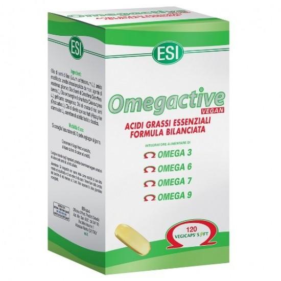 Omegactive kapsule Prehrana in dopolnila