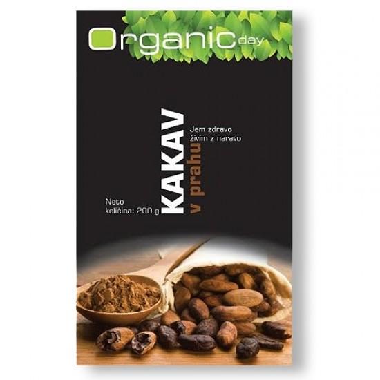 Organic day, Bio kakav v prahu Prehrana in dopolnila