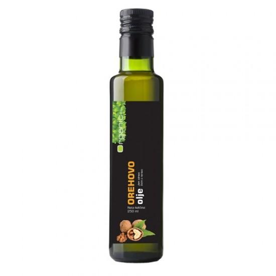 Organic day, Bio orehovo olje Prehrana in dopolnila