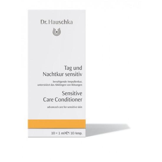 Dr.Hauschka, ampule za nego občutljive kože 10 x 1 Kozmetika
