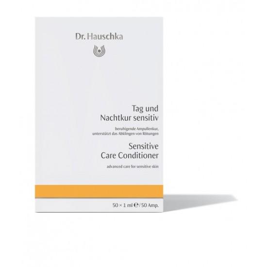 Dr.Hauschka, ampule za nego občutljive kože 50 x 1 Kozmetika