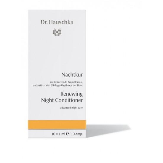 Dr.Hauschka, obnovitvene ampule za nočno nego 10 x 1 Kozmetika