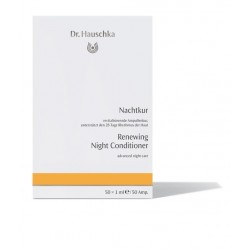 Dr.Hauschka, obnovitvene ampule za nočno nego 50 x 1
