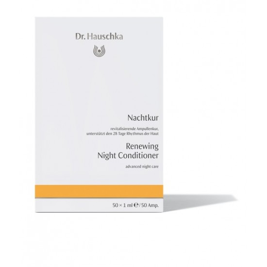 Dr.Hauschka, obnovitvene ampule za nočno nego 50 x 1 Kozmetika