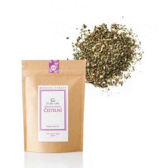 Lekovita ČISTILNI, domači zeliščni čaj Prehrana in dopolnila