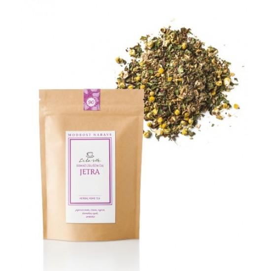 Lekovita JETRA, domači zeliščni čaj Prehrana in dopolnila