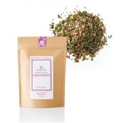 Lekovita LEKOGRIPIN, domači zeliščni čaj