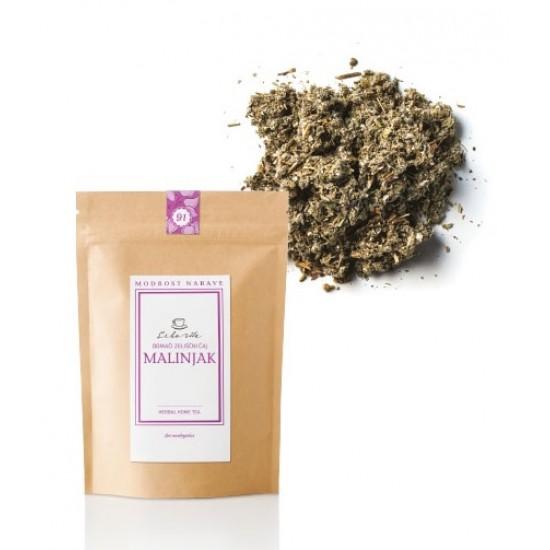 Lekovita MALINJAK, domači zeliščni čaj Za Mamice in Nosečnice