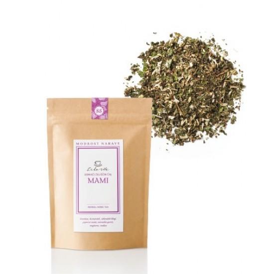 Lekovita MAMI, domači zeliščni čaj Prehranska dopolnila in izdelki za nosečnice in mamice