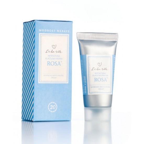 Lekovita ROSA+, intenzivna vlažilna krema Kozmetika