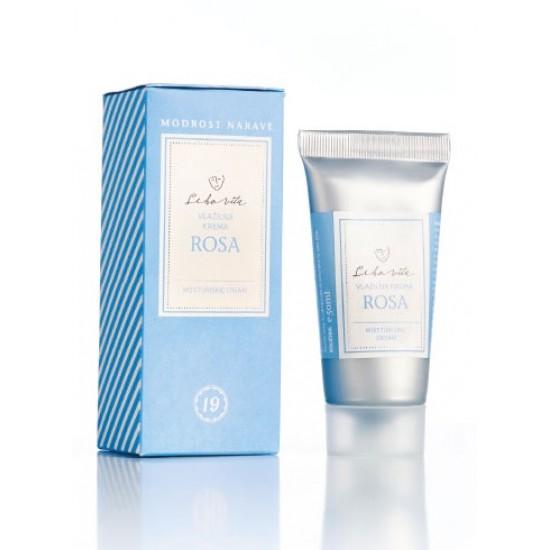 Lekovita ROSA, vlažilna krema Kozmetika