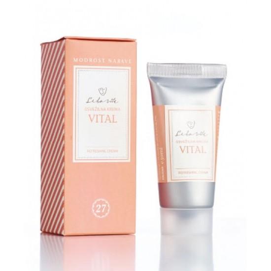 Lekovita VITAL, osvežilna hranljiva krema Kozmetika