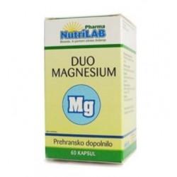 Nutrilab Duo Magnesium, kapsule