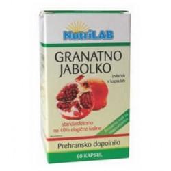 Nutrilab Granatno jabolko, kapsule