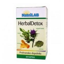 Nutrilab Herbal Detox, kapsule