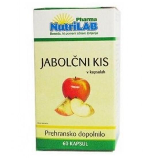 Nutrilab Jabolčni kis, kapsule Prehrana in dopolnila
