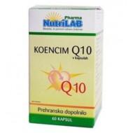 Nutrilab Koencim Q10, kapsule