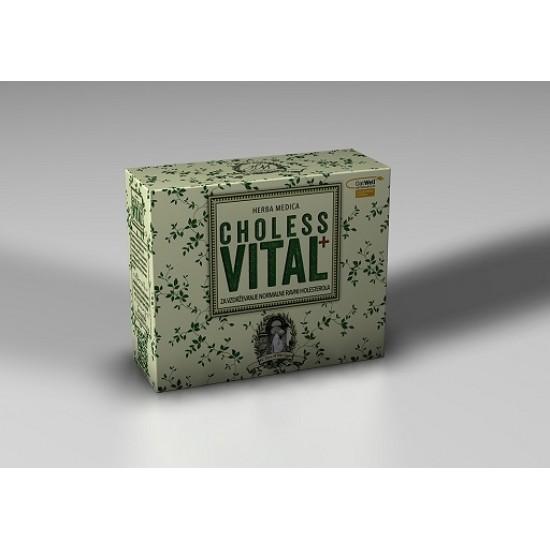 Choless Vital+ prehransko dopolnilo s sladilom Prehrana in dopolnila