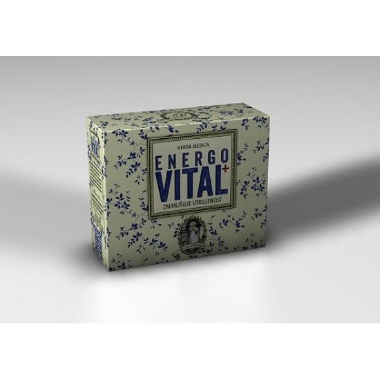 Energo Vital+, prehransko dopolnilo s sladkorjem in sladilom  Prehrana in dopolnila