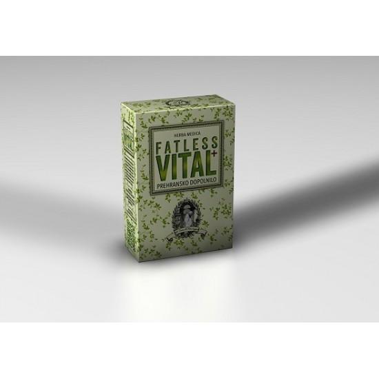 Fatless Vital+, prehransko dopolnilo Prehrana in dopolnila