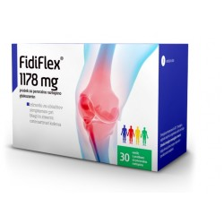 FidiFlex, prašek za peroralno raztopino, 30 vrečk