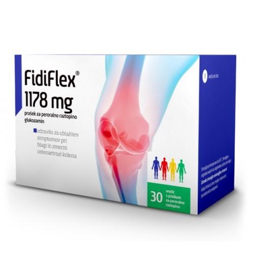 FidiFlex, prašek za peroralno raztopino, 30 vrečk Zdravila brez recepta