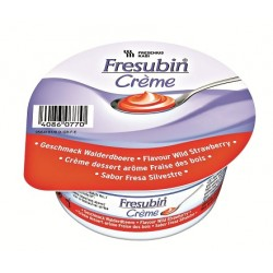 Fresubin Creme, živilo z okusom gozdne jagode