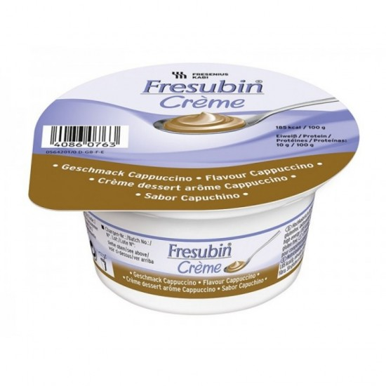 Fresubin Creme, živilo z okusom kapučina Prehrana in dopolnila