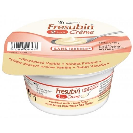 Fresubin Creme, živilo z okusom vanilije Prehrana in dopolnila