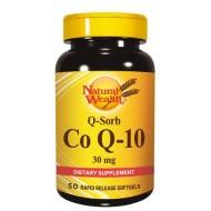 Natural Wealth Koencim Q10, kapsule