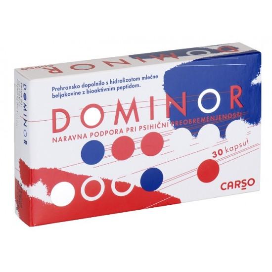 Dominor, kapsule Prehrana in dopolnila