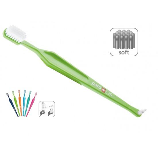 PARO S39, mehka zobna ščetka Pripomočki in zaščita