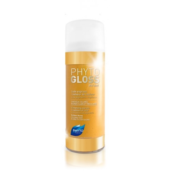 Phyto Gloss obnovitveni balzam zlate barve Kozmetika