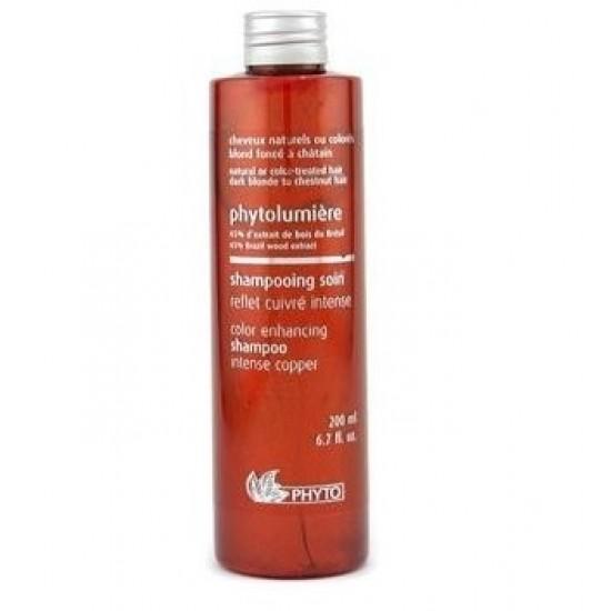Phytolumier toniran šampon za nego las bakrenih tonov Kozmetika