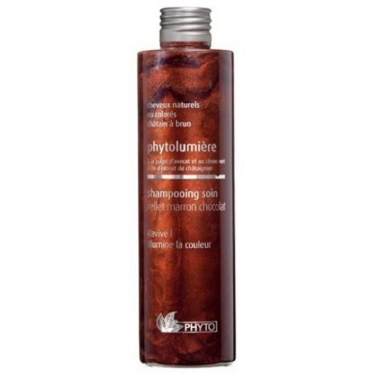 Phytolumier toniran šampon za nego las rjavih tonov Kozmetika