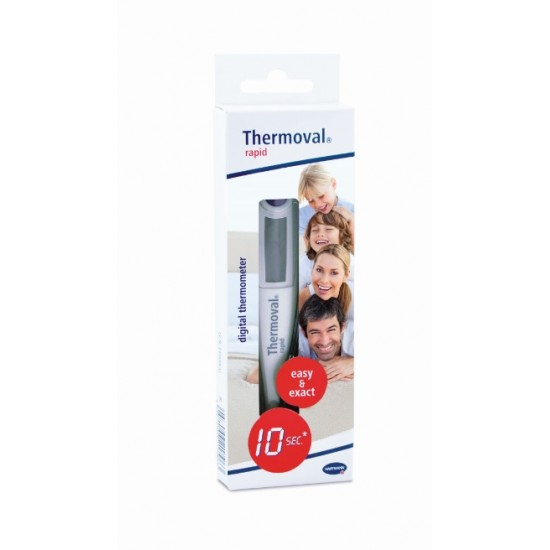 Thermoval Rapid, termometer Pripomočki in zaščita