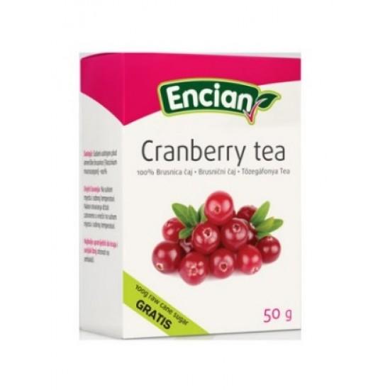 Encian Brusnični čaj  Prehrana in dopolnila