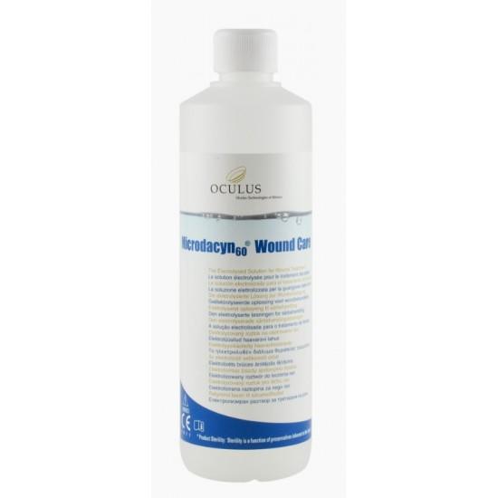 Microdacyn 60, raztopina za rane v pršilu - 500 ml Pripomočki in zaščita