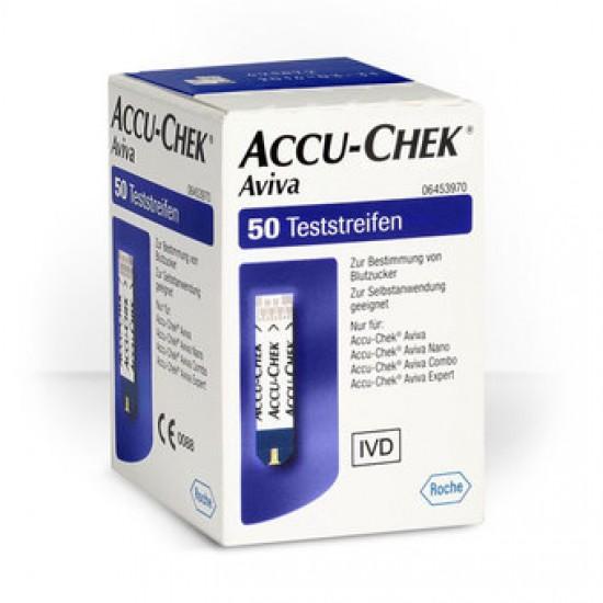 Accu-Chek Aviva, testni lističi Pripomočki in zaščita