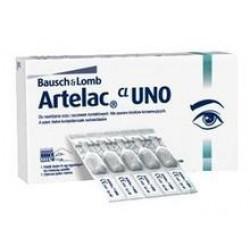 Artelac Uno 3,2 mg/ml, enoodmerne kapljice za oči