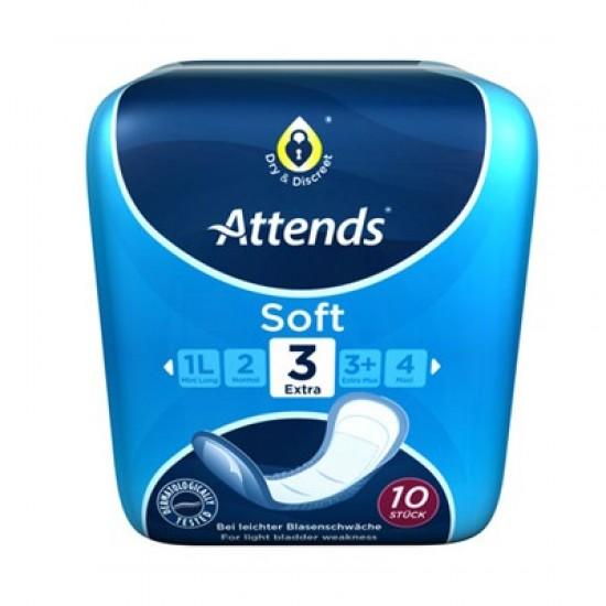 Attends Soft Extra 3, predloge za hujšo inkontinenco Pripomočki in zaščita