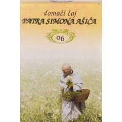 Domači čaj patra Simona Ašiča 06 - čaj za izboljšanje presnove