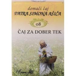 Domači čaj patra Simona Ašiča 08 - za dober tek