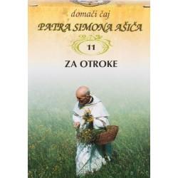 Domači čaj patra Simona Ašiča 11 - za otroke