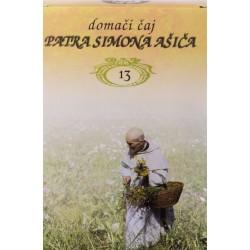 Domači čaj patra Simona Ašiča 13 - čaj za čiščenje črevesja
